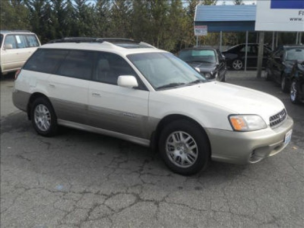 2004 Subaru Outback used car