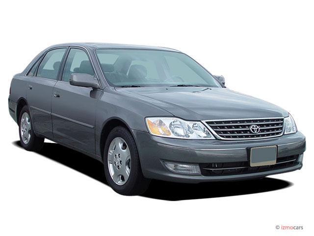 2004 Toyota Avalon Pictures Photos Gallery Motorauthority