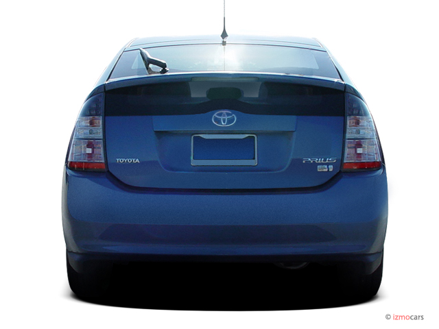 2004 Toyota Prius accelerator pedal after being shortened as part of sudden-acceleration recall #7578869