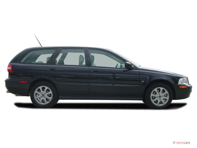 Image 2003 Volvo V40 5dr Wagon 1 9l Side Exterior View
