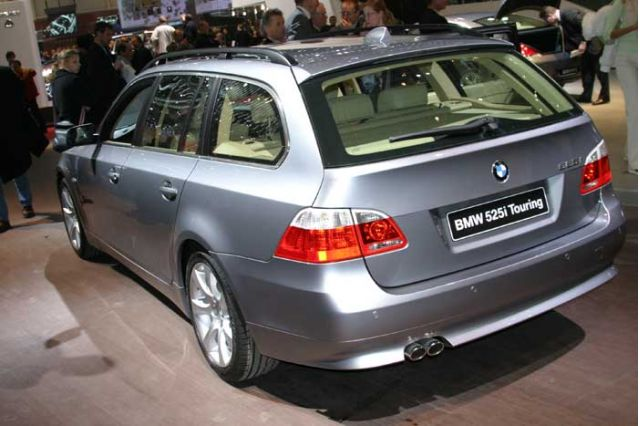 Luxury & 2004 Bmw 5-series - The Car Connection