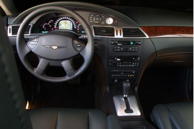 2004 chrysler pacifica page 1 review the car connection. Black Bedroom Furniture Sets. Home Design Ideas