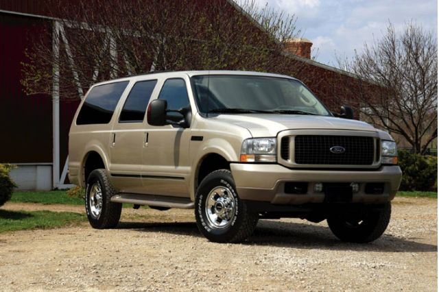 Ford Dealers Nj >> New and Used Ford Excursion For Sale - The Car Connection