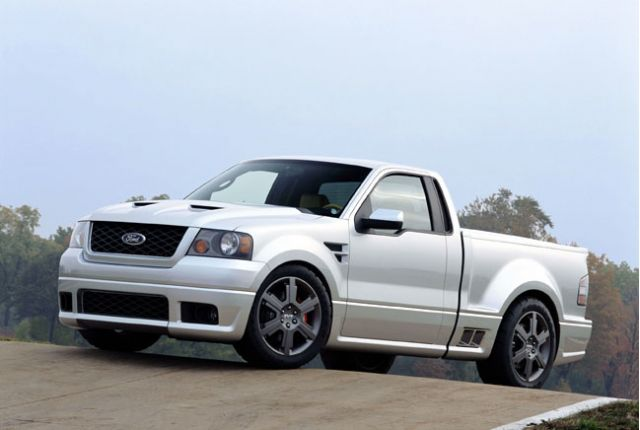 Svt Lightning 2004 2004 Ford Svt F-150 Lightning
