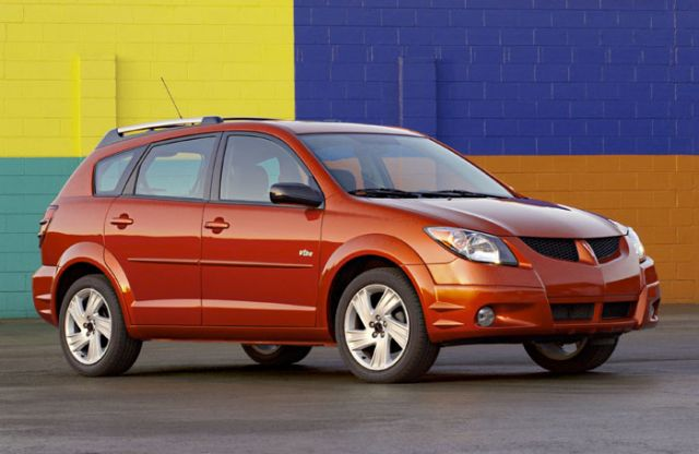 Toyota Recall Affects Gm S Pontiac Vibe Part I