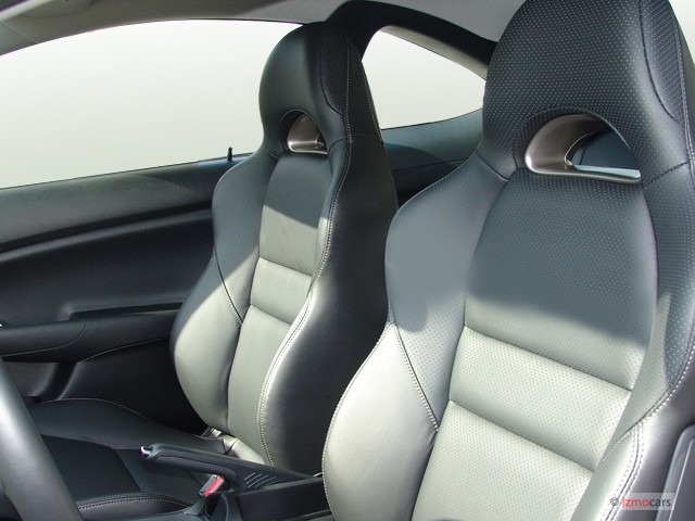 Image: 2005 Acura RSX 2-door Coupe AT Leather Front Seats