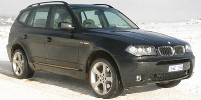 2005 Bmw X3 Pictures Photos Gallery Motorauthority