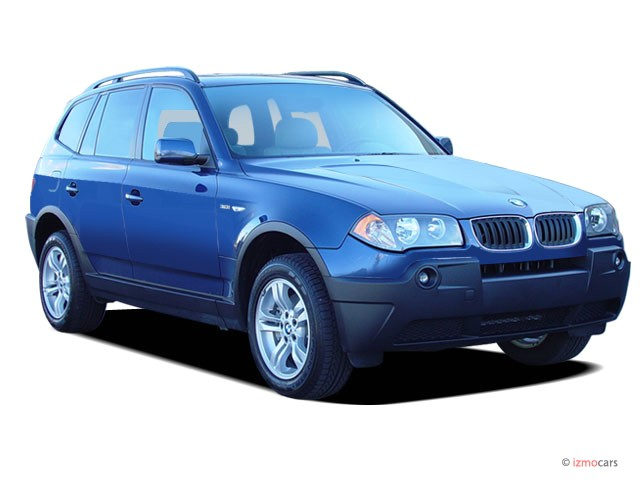 2005 bmw x3 pictures photos gallery green car reports. Black Bedroom Furniture Sets. Home Design Ideas
