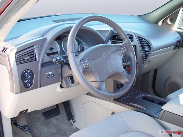 2005 buick rendezvous pictures photos gallery motorauthority - Buick rendezvous interior dimensions ...