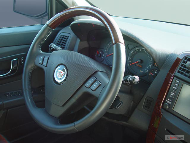 image 2005 cadillac srx 4 door v8 suv steering wheel. Black Bedroom Furniture Sets. Home Design Ideas