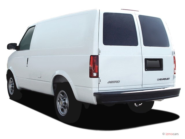 image 2005 chevrolet astro cargo van 111 2 wb rwd angular rear exterior view size 640 x 480. Black Bedroom Furniture Sets. Home Design Ideas