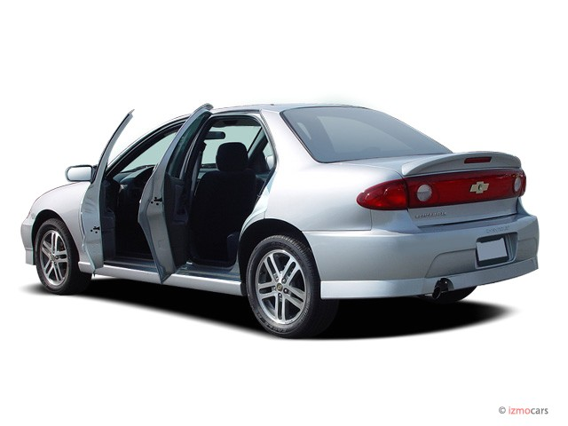 image 2005 chevrolet cavalier 4 door sedan ls sport open. Black Bedroom Furniture Sets. Home Design Ideas