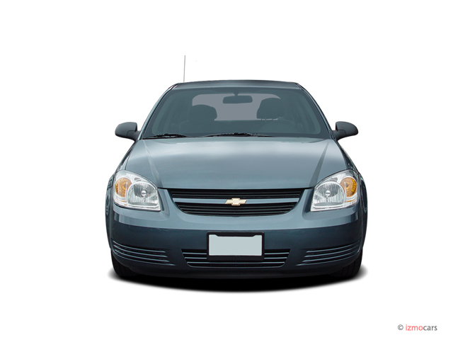 2005 chevrolet cobalt 4 door sedan front exterior view. Black Bedroom Furniture Sets. Home Design Ideas