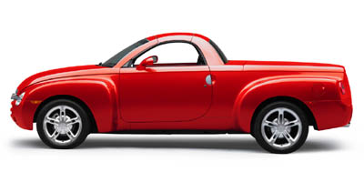 2005 Chevrolet Ssr Chevy Page 1 Review The Car Connection