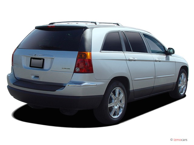 Chrysler Pacifica 2005. 2005 Chrysler Pacifica - Photo