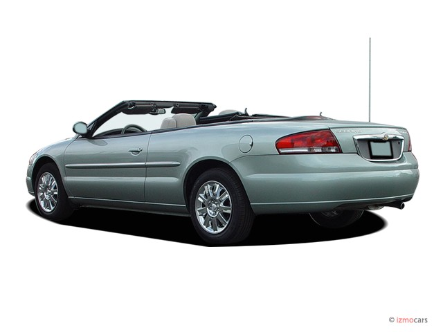 2005 chrysler sebring convertible pictures photos gallery. Black Bedroom Furniture Sets. Home Design Ideas
