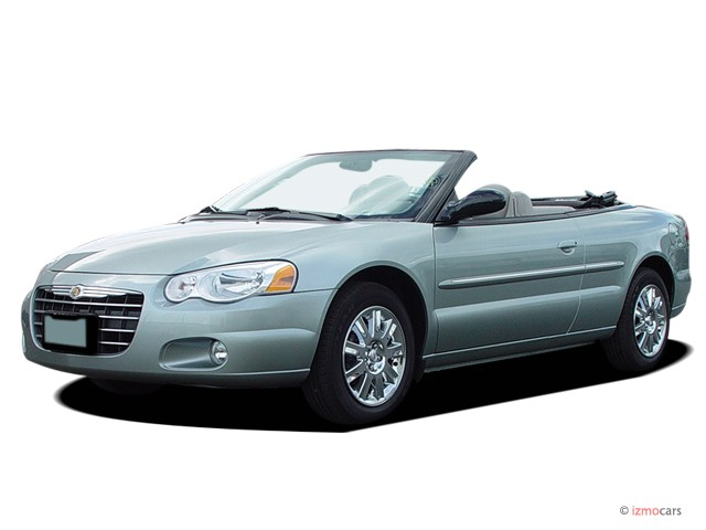 2005 chrysler sebring convertible pictures photos gallery the car connection. Black Bedroom Furniture Sets. Home Design Ideas
