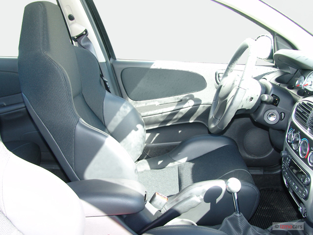 Dodge Neon Door Sedan Srt Front Seats M
