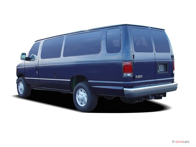 2000 ford e 350 cargo van diagrams