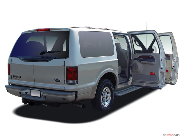 2014 Ford Excursion 2005 ford excursion - photo