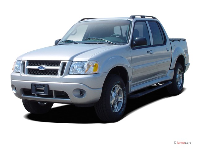 2005 ford explorer sport trac 4 door 126 wb xlt premium angular front. Cars Review. Best American Auto & Cars Review