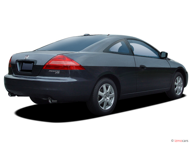 2005 Honda Accord Coupe Pictures Photos Gallery