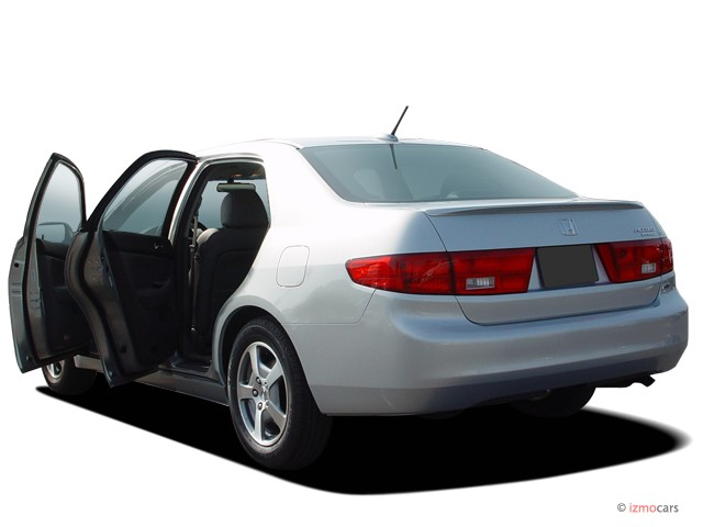 image 2005 honda accord hybrid ima at open doors size. Black Bedroom Furniture Sets. Home Design Ideas