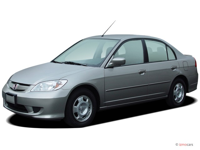 2005 Honda Civic Hybrid Pictures Photos Gallery
