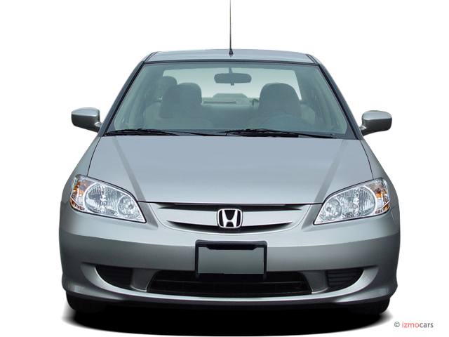 2005 honda civic hybrid pictures photos gallery motorauthority. Black Bedroom Furniture Sets. Home Design Ideas
