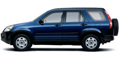 2005 Honda Cr V Page 1 Review The Car Connection