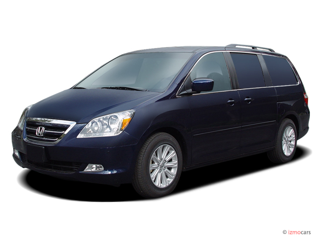 2005 Honda Odyssey Pictures Photos Gallery Motorauthority