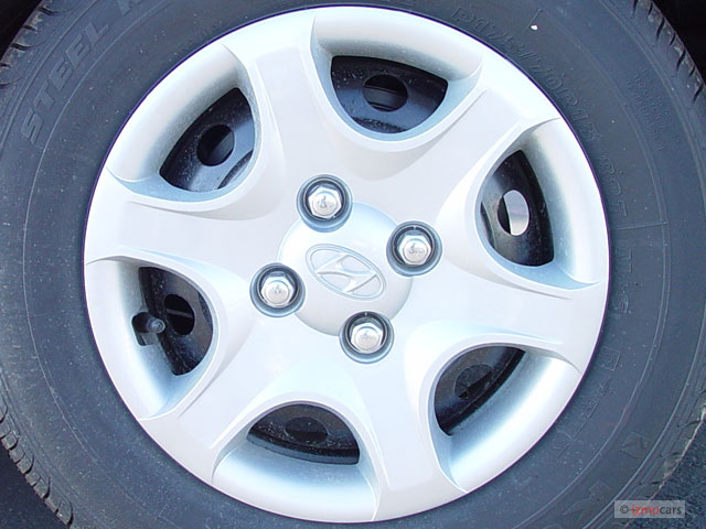 2008 Hyundai Accent Sport Tire Size
