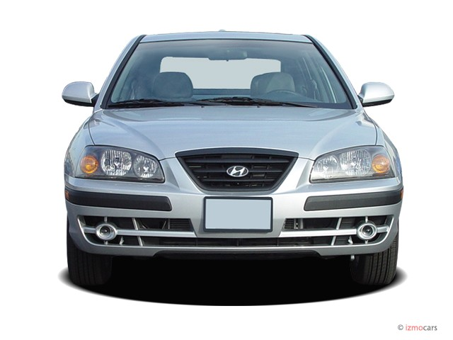 image 2005 hyundai elantra 5dr sedan gt auto front. Black Bedroom Furniture Sets. Home Design Ideas
