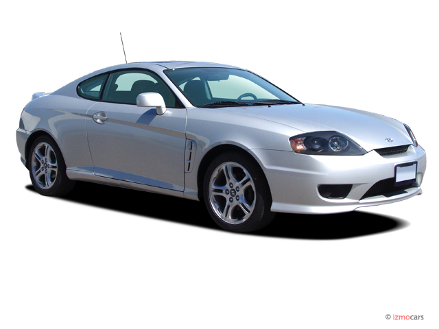 Hyundai Tiburon Door Coupe Gs I Spd Auto Angular Front Exterior View M on 2007 Hyundai Sonata Ignition Switch
