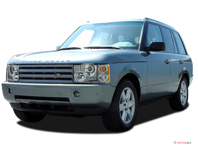 2005 land rover range rover pictures photos gallery motorauthority. Black Bedroom Furniture Sets. Home Design Ideas