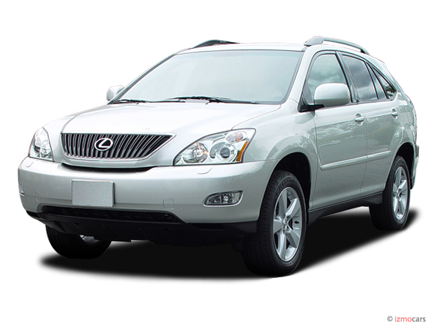2005 lexus rx 330 pictures photos gallery the car connection. Black Bedroom Furniture Sets. Home Design Ideas