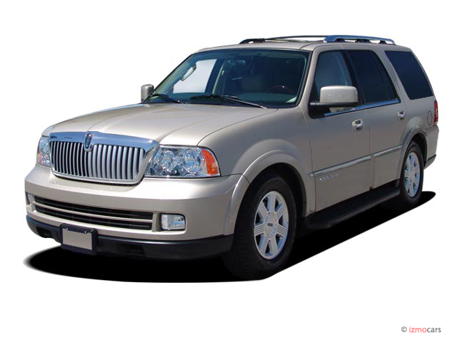 2005 lincoln navigator page 1 review the car connection. Black Bedroom Furniture Sets. Home Design Ideas