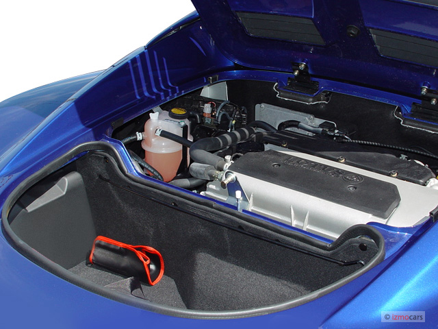 Image: 2005 Lotus Elise 2-door Convertible Trunk, size ...