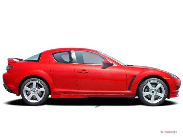2005 Mazda Rx 8 Pictures Photos Gallery Green Car Reports