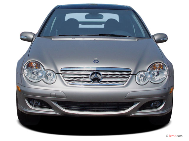 2005 mercedes benz c class pictures photos gallery for Mercedes benz coupe 2005