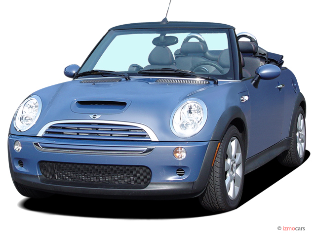 2005 mini cooper convertible pictures photos gallery motorauthority. Black Bedroom Furniture Sets. Home Design Ideas