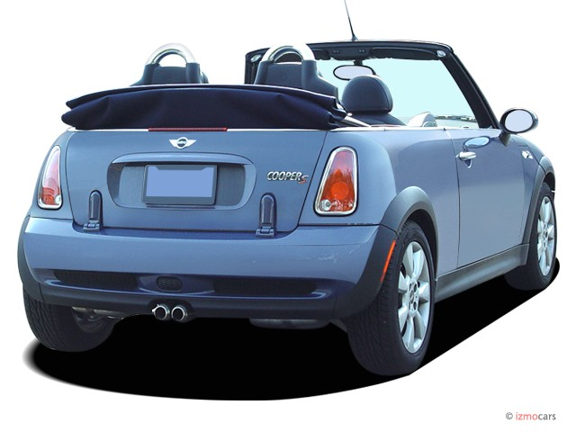 2005 mini cooper convertible pictures photos gallery the car connection. Black Bedroom Furniture Sets. Home Design Ideas
