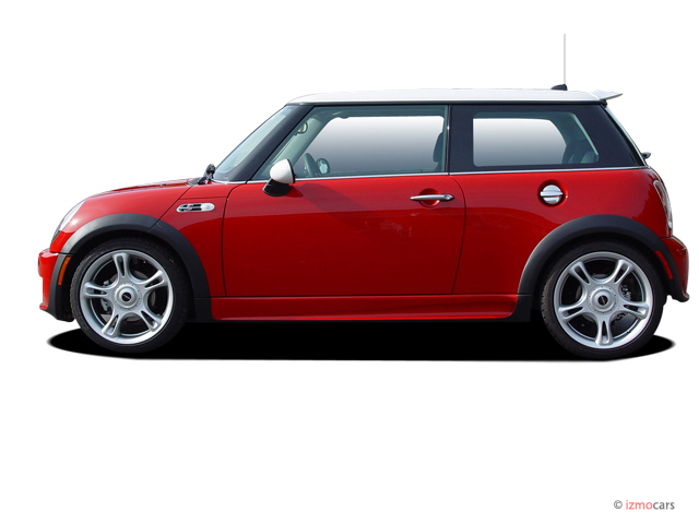 Image 2005 Mini Cooper Hardtop 2 Door Coupe S Side
