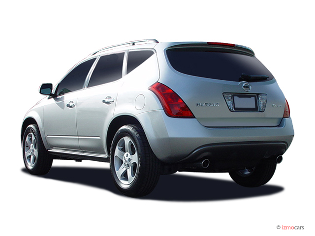 2005 nissan murano pictures photos gallery green car reports. Black Bedroom Furniture Sets. Home Design Ideas