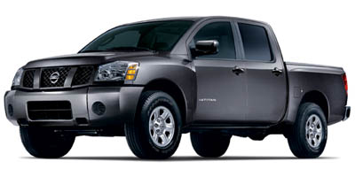 2005 nissan titan page 1 review the car connection. Black Bedroom Furniture Sets. Home Design Ideas