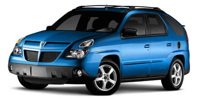 2005 Pontiac Aztek Page 1 Review The Car Connection