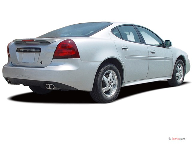 2005 Pontiac Grand Prix Pictures Photos Gallery