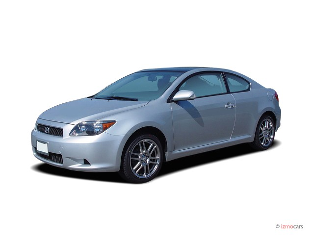 2005 Scion tC - Photo Gallery