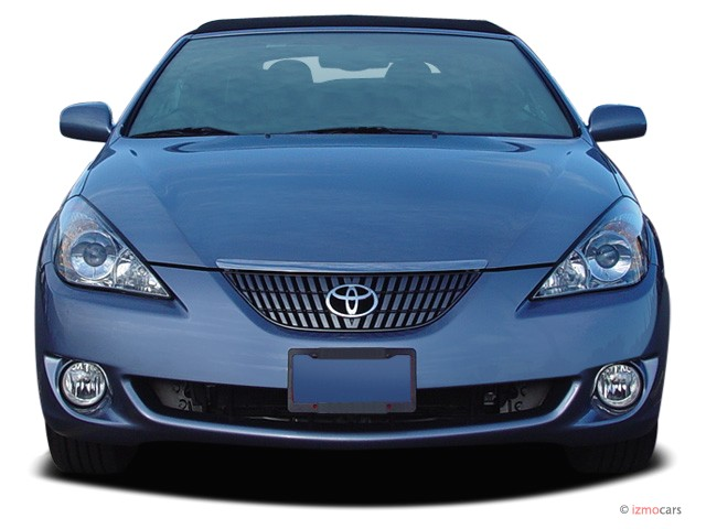 image 2005 toyota camry solara 2 door convertible sle v6. Black Bedroom Furniture Sets. Home Design Ideas