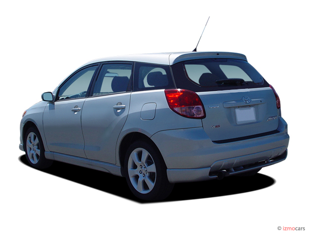 2005 Toyota Matrix Pictures/Photos Gallery - The Car ...